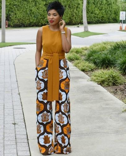 Mature Ankara and Wax Fashion styles for Ladies Part 3