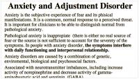 Anxiety and Adjustment   Disorder.pptx