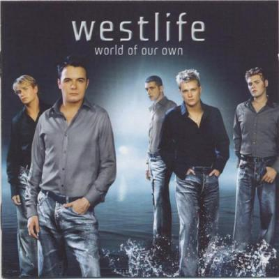 If Your Heart's Not In It by Westlife [World of our own album].mp3