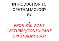 INTRODUCTION TO OPTHALMOLOGY.pptx