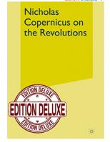 5. Nicolaus Copernicus - On the Revolutions of Heavenly Spheres (1543) - Book 1 - Translated by Rosen.pdf