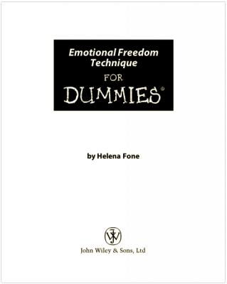 Emotional Freedom Technique for Dummies.pdf
