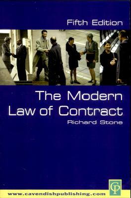 The Modern Law of Contract.pdf