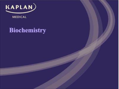 Biochemistry [Kaplan High Yield].pdf
