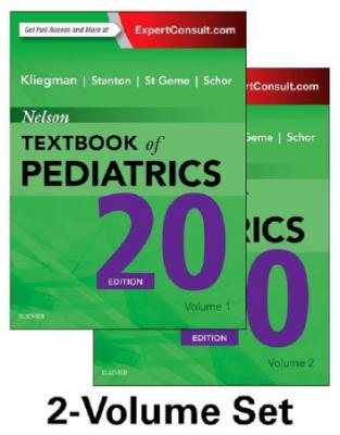 Nelson Textbook of Pediatrics - 20th Edition (2 Vol Set).pdf