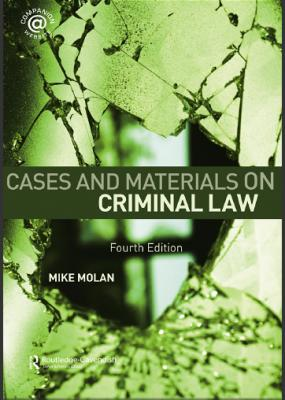 Cases and Materials on Criminal Law.pdf