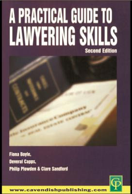 Practical Guide To Lawyering Skills.pdf