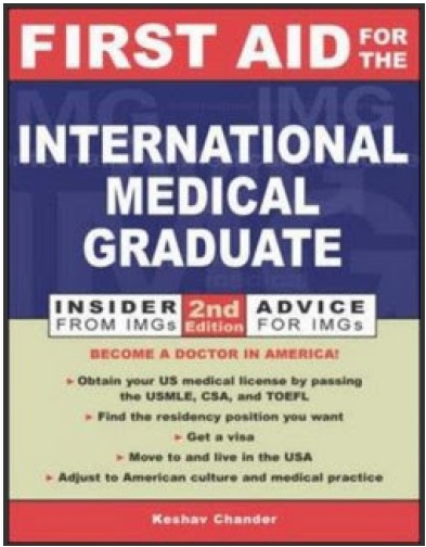 First Aid for the International Medical Graduate - Second (2nd) Edition.pdf